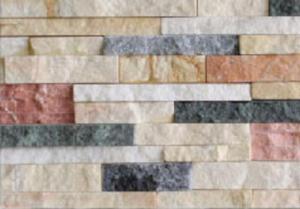 đá ghép trang trí 4 màu