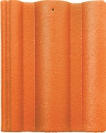 Ngói Lama Roman màu cam