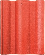 Ngói Roman Lama đỏ