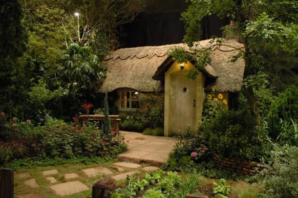Nhà miền quê cổ tích