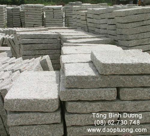 Đá lát sân granite