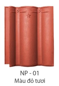 Ngói màu TNC NIPPON NP 01