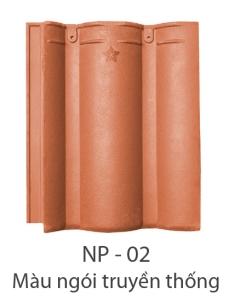Ngói màu TNC NIPPON NP 02