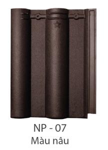 Ngói màu TNC NIPPON NP 07