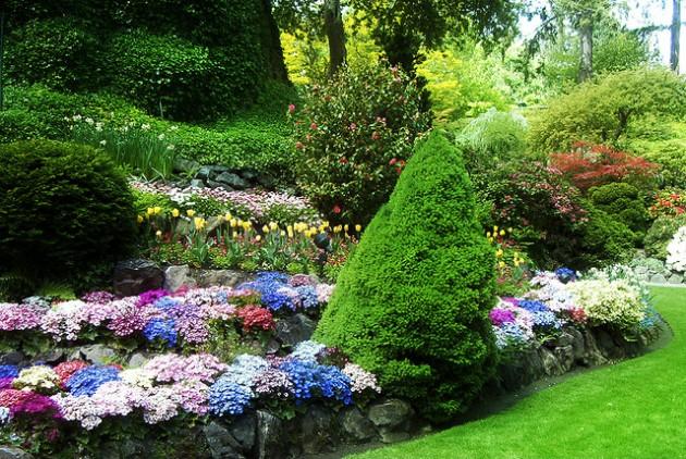 Butchart Gardens - Vancouver Island, British Columbia hgg