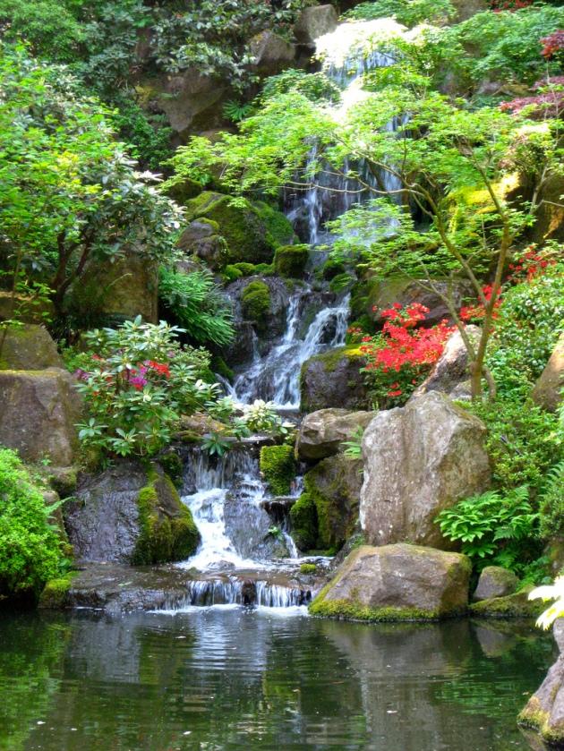 Portland Japanese garden - Portland, OR, USA 3