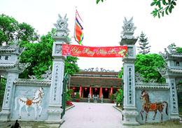 Đền Kim Đằng