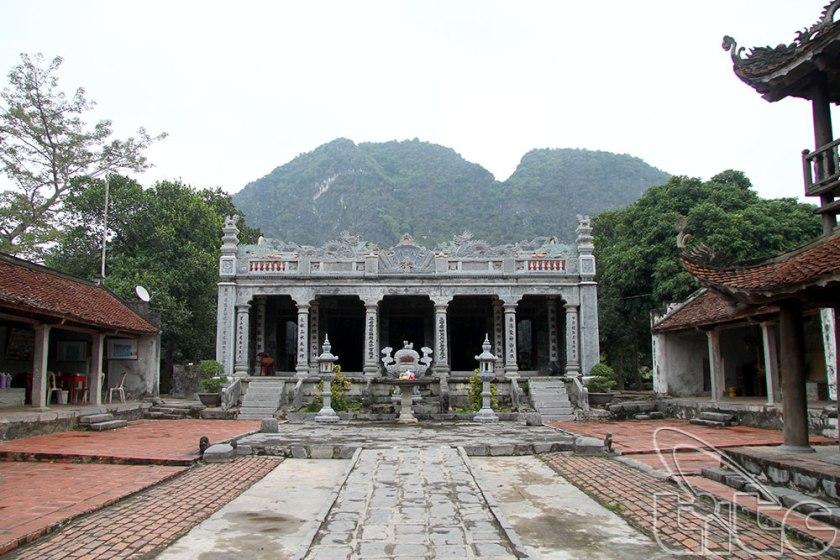 Đền Thái Vy
